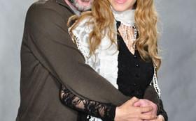 Leona Cavalli e Leonardo Medeiros: Reencontro após parceria no teatro