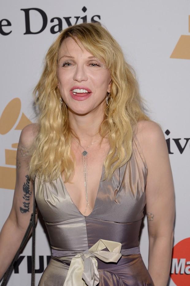 Courtney Love (Foto: Mark Ralston/AFP)