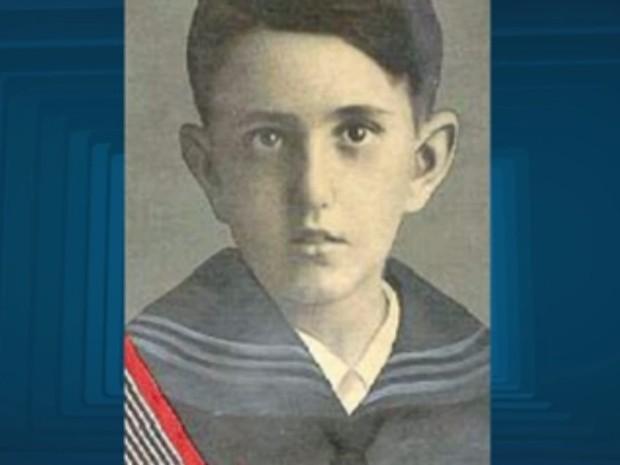 Menino foi morto durante bombardeio em Campinas (Foto: Reprodução/EPTV)