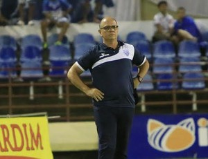 Bagé, técnico do CSA (Foto: Ailton Cruz/ Gazeta de Alagoas)