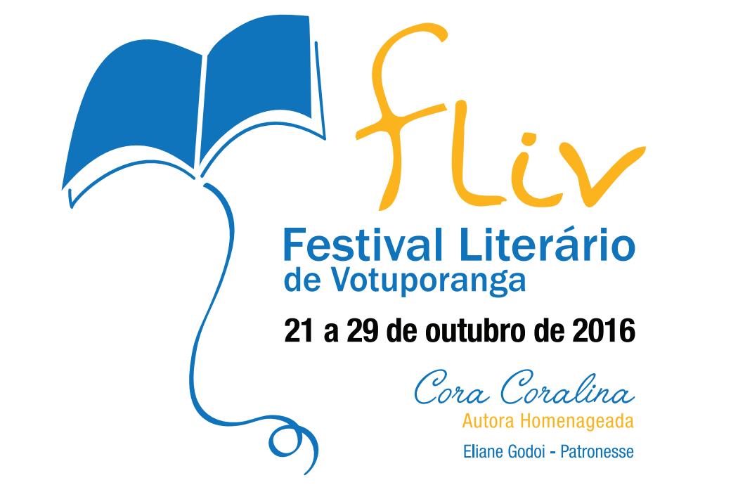 TV TEM apoia a realização do FLIV - Festival Literário de Votuporanga em 2016  (Foto: Divulgação/FLIV)