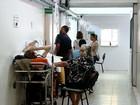 Superlotação fecha pronto-socorro do hospital da UFSM em Santa Maria