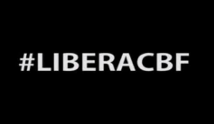 Movimento #LiberaCBF (Foto: Reprodução)
