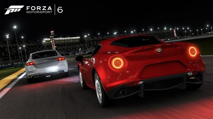 Forza Motorsport 6 é o segundo título da série principal da Turn 10 no Xbox One (Divulgação/Microsoft)
