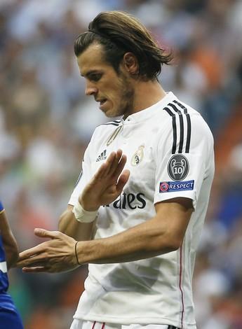 Bale Real x Juventus (Foto: Sergio Perez/Reuters)