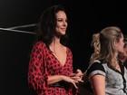 Estreia de peça com Paolla Oliveira e Fernanda Vasconcellos reúne famosos no Rio