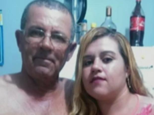 Osmar Martins Coelho esperou 20 dias por uma vaga de UTI, mas morreu sem conseguir, em Goiás (Foto: Reprodução/TV Anhanguera)