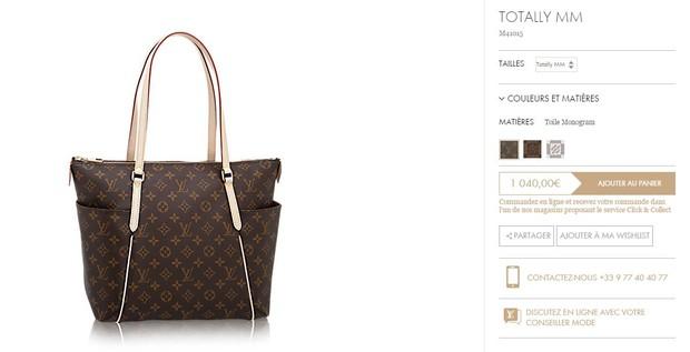 Bolsa semelhante a de Cleo Pires (Foto: Reprodução / Site)