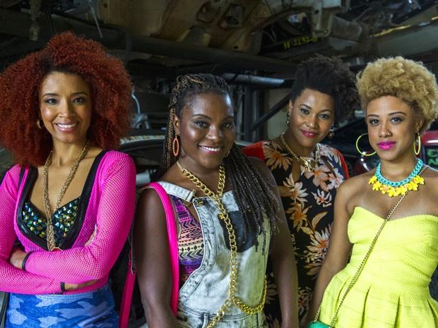 Inspire-se no estilo de Soraia, Zulma, Lia e Tilde (Foto: Estevam Avellar/Globo)
