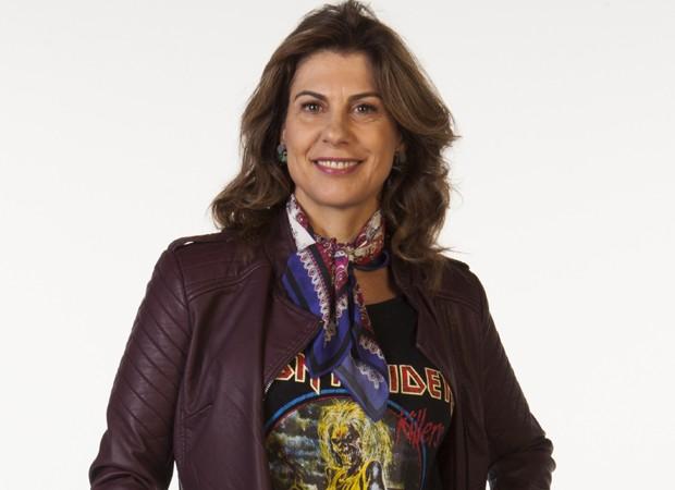 Angela Dippe (Foto: Divulgação/SBT)
