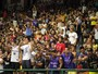 Torcida esgota ingressos para primeiro jogo da semi entre Mogi e Flamengo