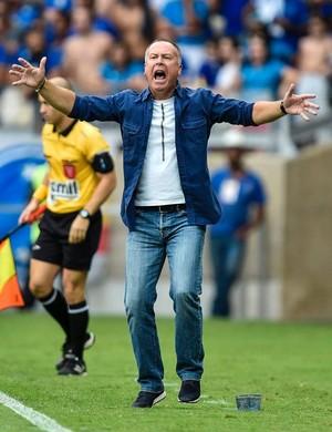 Mano Menezes; Cruzeiro; clássico (Foto: Agência i7)