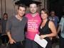 Paolla Oliveira e Glória Pires posam para campanha contra homofobia