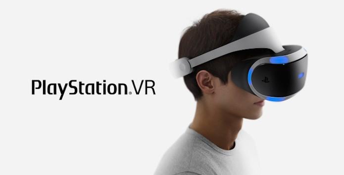 Aguardado PlayStation VR sai apenas em 2016 (Foto: Divulgação/Sony)