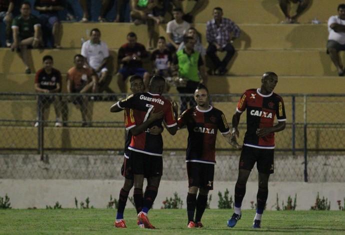 Gabriel, Icasa x Flamengo (Foto: Gilvan de Souza / Flamengo)