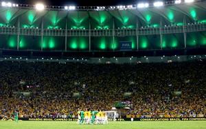 estádio maracanã brasil espanha final copa das confederações (Foto: Agência Getty Images)