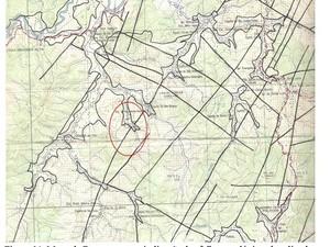 Relatório comprova ocorrência de ondas sísmicas que provocaram terremoto em Brusque (Foto: Reprodução)