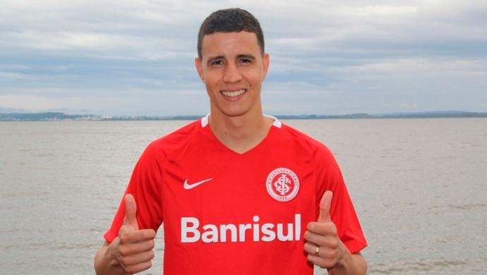 Roberson Inter (Foto: Internacional/Divulgação)