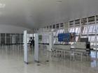 Infraero conclui parcialmente obra em setor do aeroporto Marechal Rondon