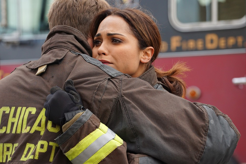The Sky is Falling (13Ep4T) (Foto: Chicago Fire - Universal Channel)
