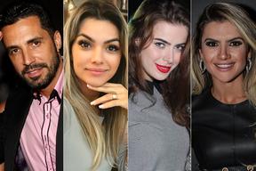 Latino, Kellya Key, Rayanne Morais e Mirella Santos (Foto: Celso Tavares/EGO - Instagram / Reprodução - Anderson Borde/ Ag. News - Raphael Castello/ Ag. News)