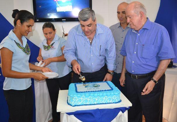 TV Sergipe promove dia festivo na empresa (Foto: Divulgação / TV Sergipe)