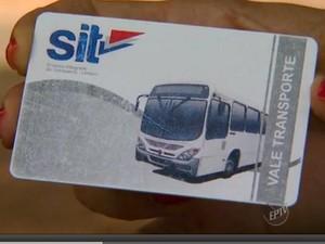 Passageiros de ônibus pagam mais em Limeira (Foto: Reprodução/EPTV)