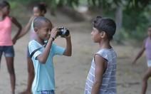 Crianças produzem filmes na Bahia