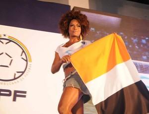 Adriana Bombom (Foto: Aldo Carneiro/Pernambuco Press)