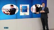 Sudré mostra como smartphone pode ajudar deficientes visuais