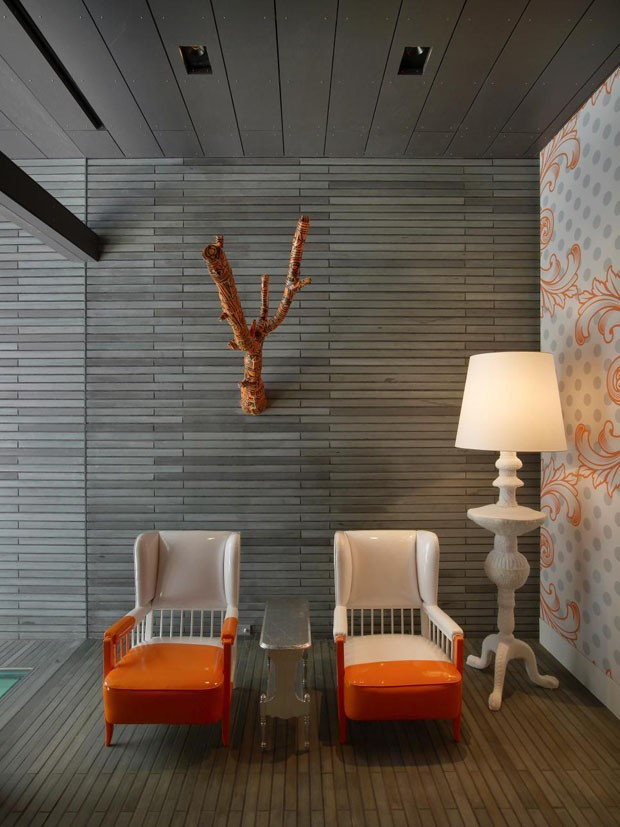 5 regras para usar cores na decoração sem errar  (Foto: GV Interiors/Divulgação)