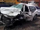 Motorista embriagado atropela e mata quatro pessoas em Itambacuri