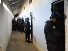 Ainda em obras, Alcaçuz vive nova rotina; G1 mostra palco de massacre