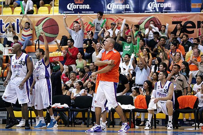 Pioneros de Quintana Roo, basquete (Foto: FIBA)