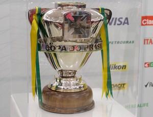 Taça Copa do Brasil (Foto: Rodrigo Lima / VIPCOMM)