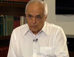 Leco presidente conselho deliberativo sao paulo (Foto: Reprodução/SporTV)