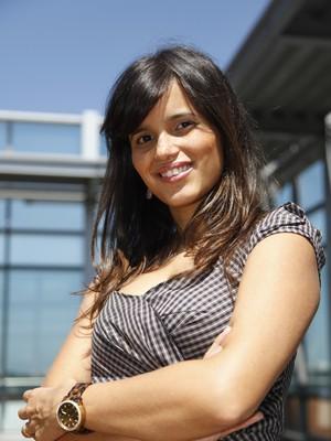 Silvia, da Accor, diz que objetivo da empresa é ter 50% de mulheres em cargos de liderança até 2015 (Foto: Divulgação)