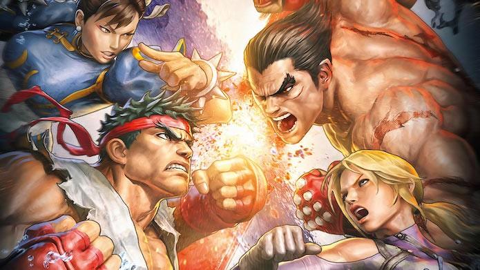 Tekken x Street Fighter: game está em fase final de desenvolvimento (Foto: Divulgação)