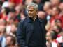 """Mourinho diz que ficou """"decepcionado com algumas atuações individuais"""""""