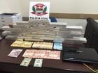 Polícia prende traficante após apreender adolescente com drogas
