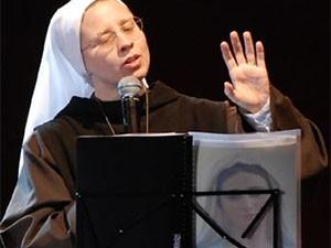 Irmã Kelly Patrícia (Foto: DivulgaçãoCanção Nova)