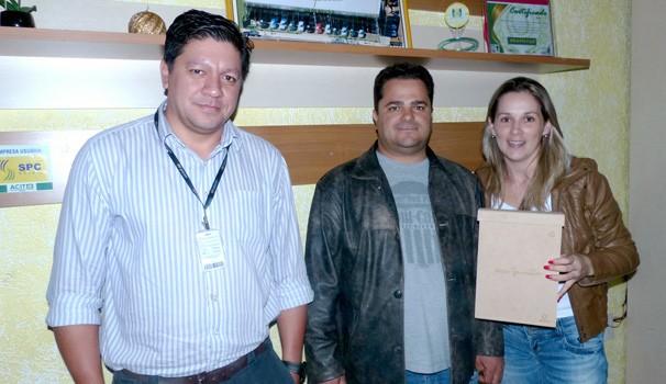 Ação Em Famíia MKT (Foto: Divulgação/ RPC TV)