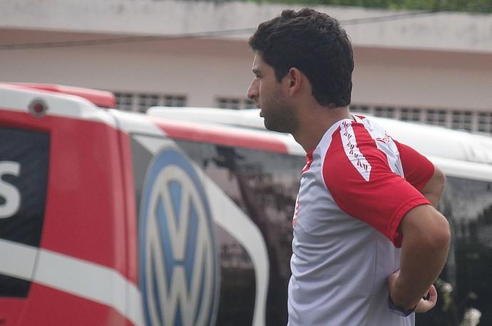 Pedro Carmona Náutico (Foto: Thiago Augustto)