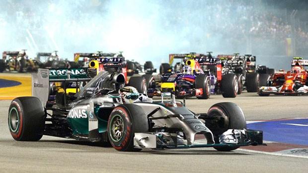 Fórmula 1 (Foto: Divulgação)