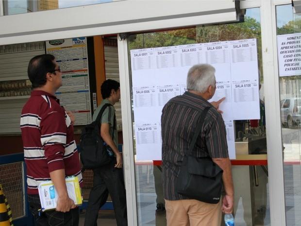 Mudanças começam a valer somente a partir da próxima prova (Foto: Marcos Dantas/G1 AM)