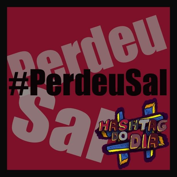 #HashtagDoDia: PerdeuSal (Foto: Malhação/ TV Globo)