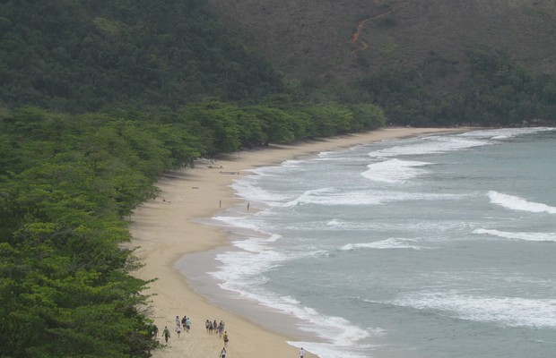 Até quando o Brasil ficará de costas para o mar? (Foto: SOS Mata Atlântica)