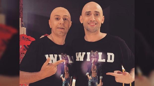 paulo gustavo e tom cavalcanti (Foto: divulgao)