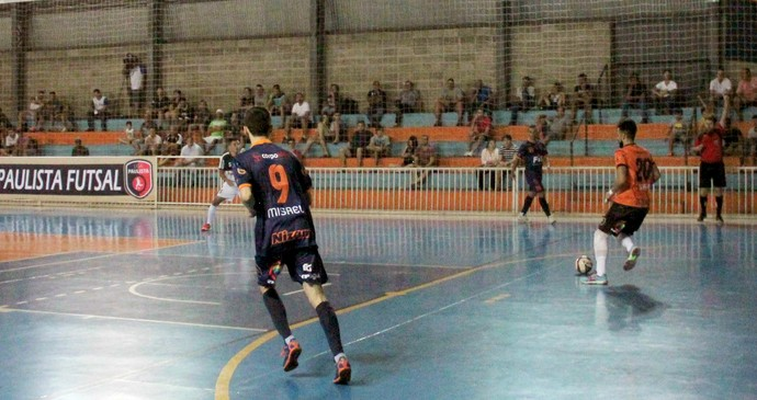 Bauru Futsal x AABB, oitavas. LPF, Liga Paulista (Foto: Rafael Peloso / A.A. FIB)