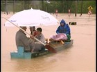 Volumes de chuva nesta noite preocupam Vale do Itajaí e Litoral